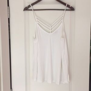 Express Going-Out Strappy Tank